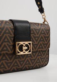 ALDO - HAEDITH - Håndtasker - brown miscellaneous - 6