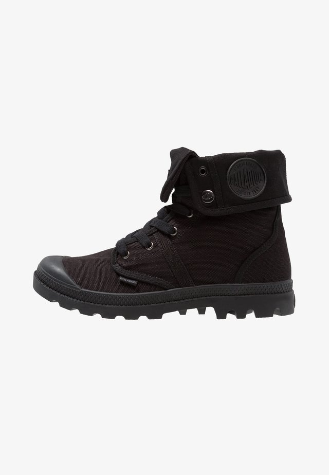VEGAN PALLABROUSSE BAGGY - Veterboots - black