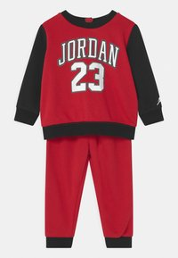 Jordan - PRACTICE FLIGHT CREW SET UNISEX - Tracksuit - gym red - 0