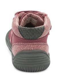 Woden - TRISTAN PEARL - Baby shoes - light red - 4