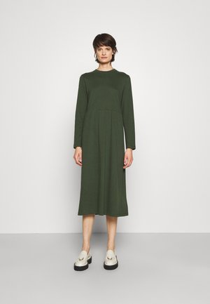ZINK - Jersey dress - bottle green