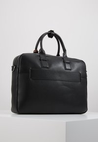 Calvin Klein - LAPTOP BAG - Aktentasche - black - 3