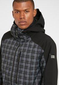 O'Neill - DIABASE  - Snowboard jacket - black aop - 3