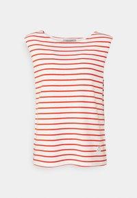 comma casual identity - Print T-shirt - white - 0
