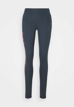 Leggings - Trousers - blue nights