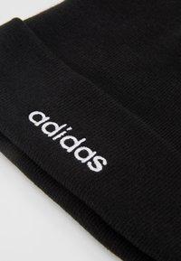 adidas Performance - TURN UP LIGHT - Beanie - black/white - 5