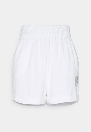 FEMME - Shorts - white/smoke grey
