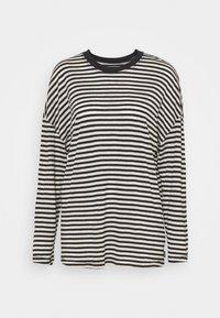 NOA - Long sleeved top - black