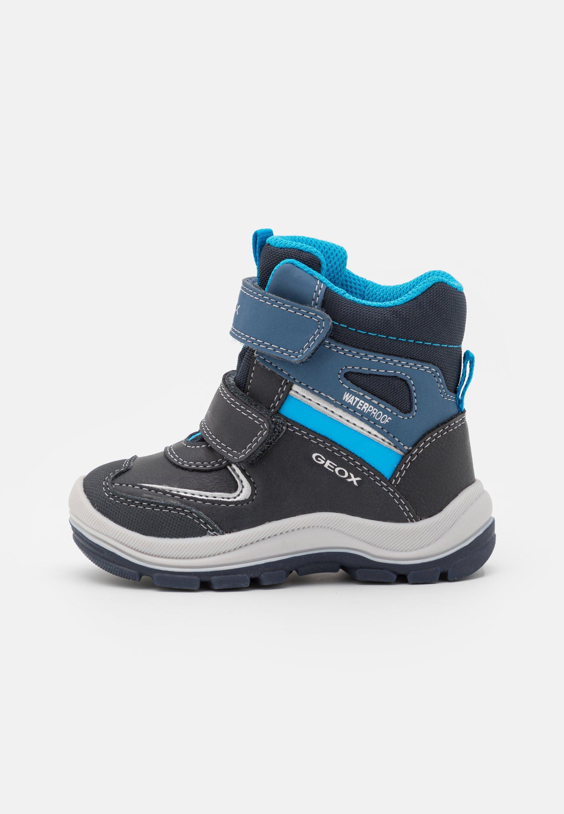 Kids FLANFIL BOY WPF - Winter boots