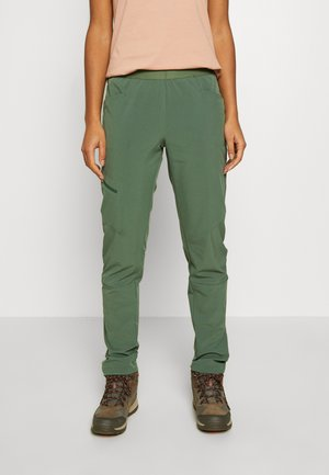 CHAMBEAU ROCK PANTS - Pantalones - camp green