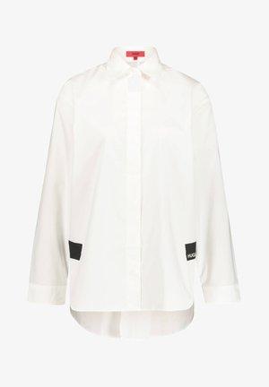 """DAMEN """"EARTHA"""" - Button-down blouse - weiss (10)"""