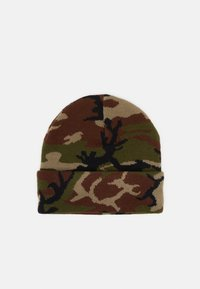 Element - DUSK BEANIE BOY - Beanie - dark green/brown - 1