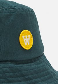 Wood Wood - VAL KIDS BUCKET HAT UNISEX - Klobouk - faded green - 3
