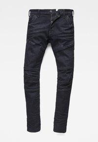 G-Star - RACKAM 3D SKINNY - Jeans Skinny Fit - raw denim - 5
