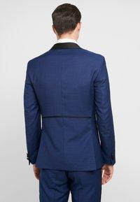 Jack & Jones PREMIUM - JPRSOLARIS SINATRA TUX SUIT SUPER SLIM FIT - Kostym - medieval blue - 3