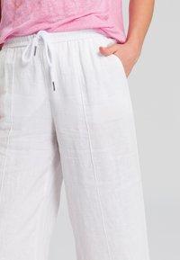 Marc Aurel - Trousers - white - 3