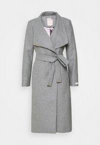 ROSE - Classic coat - grey