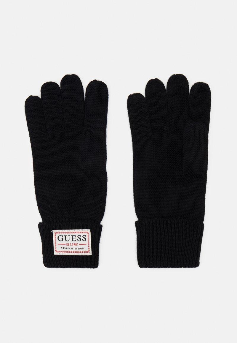 Guess - GLOVES - Gloves - black