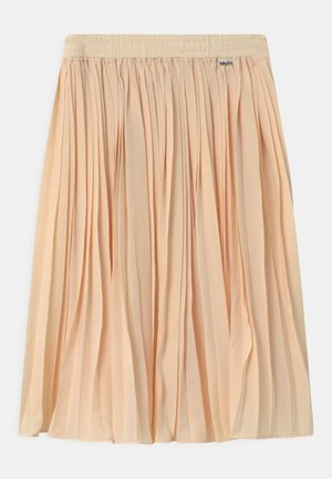 BECKY - Áčková sukně - banana crepe