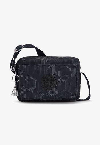 ABANU - Across body bag - mysterious grid