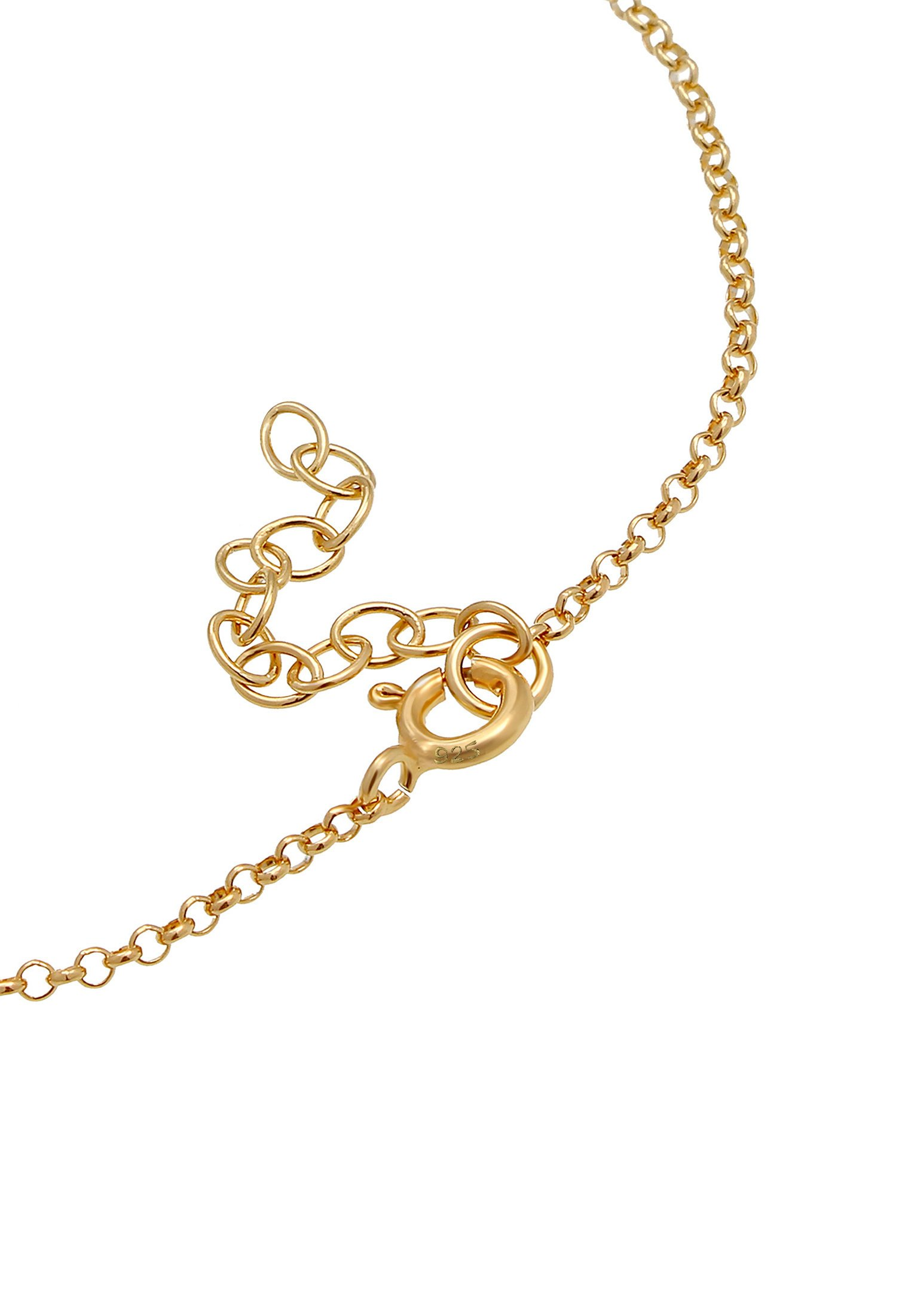 Elli Musik Note Trend - Armband Gold-coloured/gold