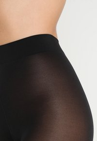 Falke - SEIDENGLATT 80 DEN - Collants - black - 2