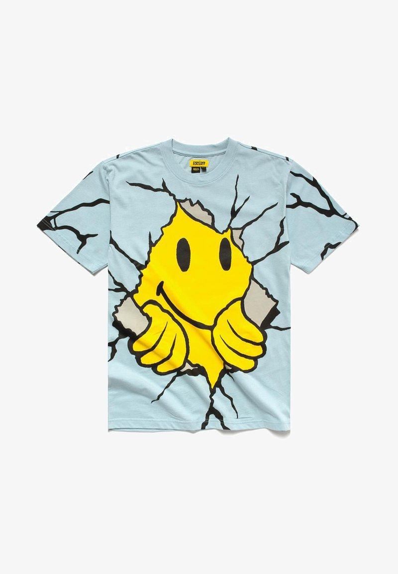 Chinatown Market - Print T-shirt - blue