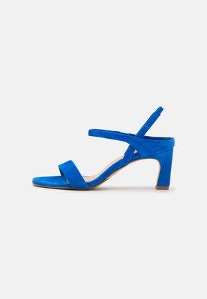SOTTILINAS - Sandals - bright cobolt