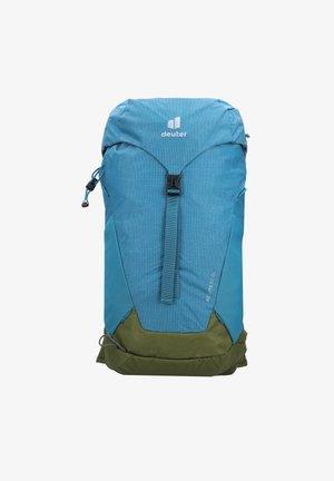 Hiking rucksack - denim pine