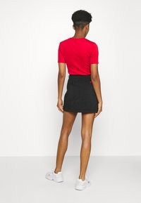 adidas Originals - SKIRT - Mini skirt - black - 2