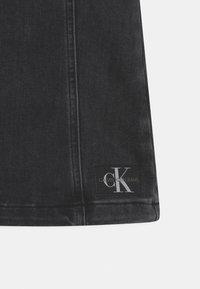 Calvin Klein Jeans - Denim dress - grey - 2
