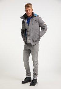 Mo - Winter jacket - grau - 1