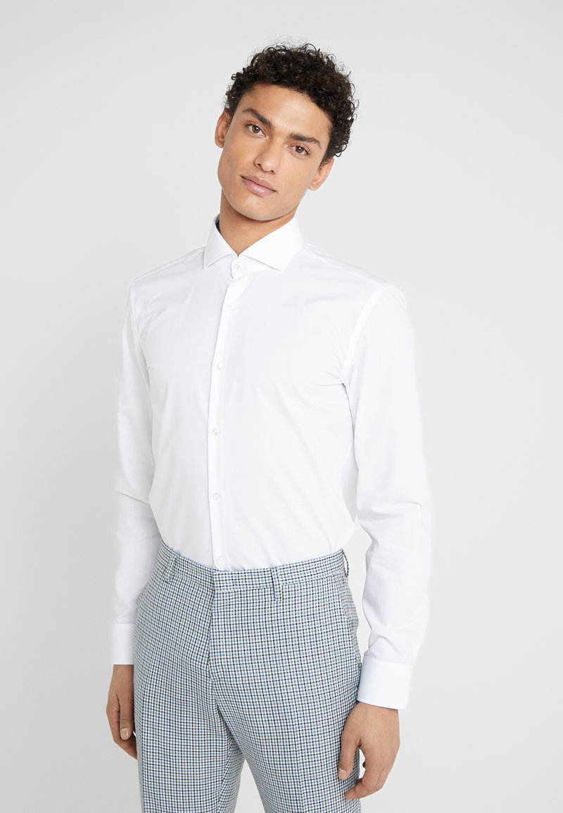 HUGO - KERY SLIM FIT - Formal shirt - open white