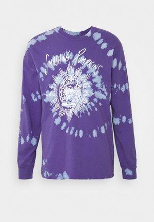 SIVA TEE - Long sleeved top - violet