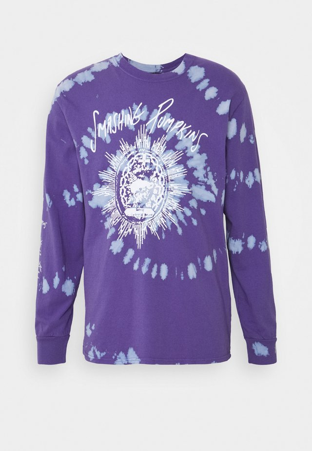 SIVA TEE - Maglietta a manica lunga - violet