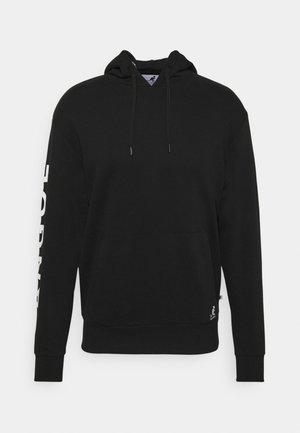 MANHATTEN HOODY - Sweatshirt - black