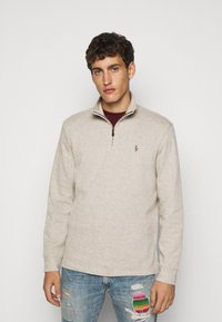 Polo Ralph Lauren - ESTATE - Jumper - tuscan beige heat - 0