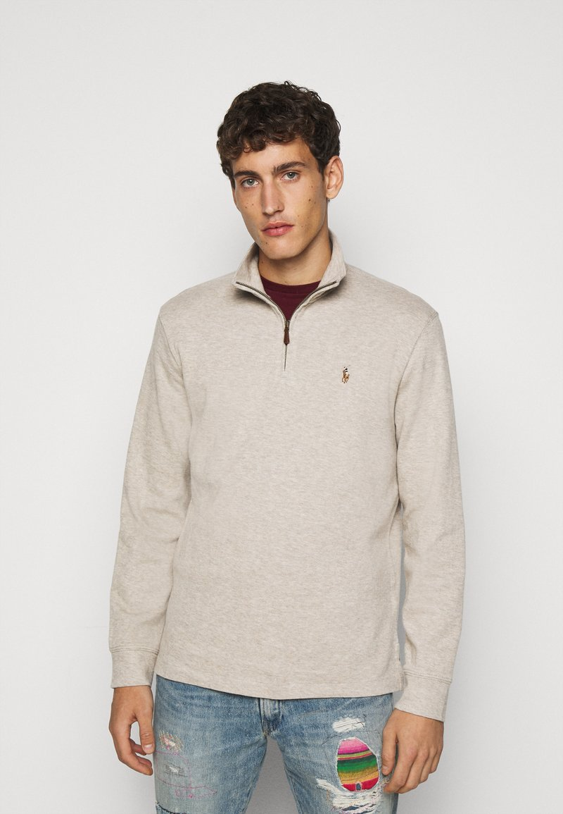 Polo Ralph Lauren - ESTATE - Jumper - tuscan beige heat
