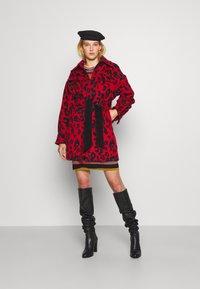 Diane von Furstenberg - MANON COAT - Classic coat - red - 1
