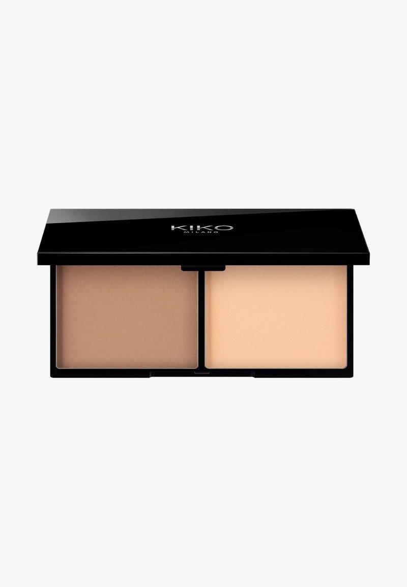 KIKO Milano - SMART CONTOURING PALETTE - Palette viso - 03 medium to dark