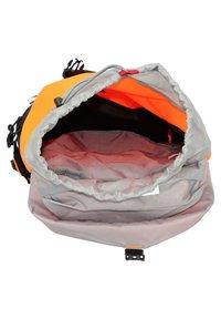 Mammut - FIRST TRION  - Rucksack - safety orange-black - 4