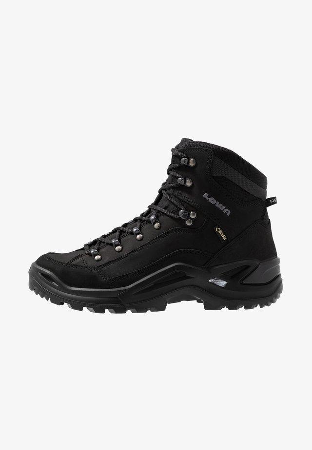 RENEGADE GTX MID - Chaussures de marche - tiefschwarz