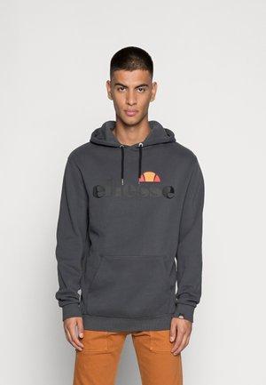GOTTERO OH HOODY - Sweatshirt - dark grey