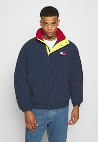 Tommy Jeans - RETRO - Light jacket - twilight navy - 0