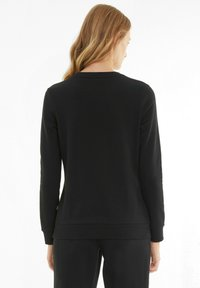 Puma - ESS LOGO CREW  - Sweatshirt -  black - 2