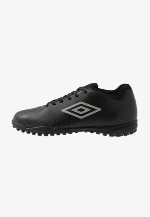 VELOCITA V CLUB TF - Fußballschuh Multinocken - black/carbon