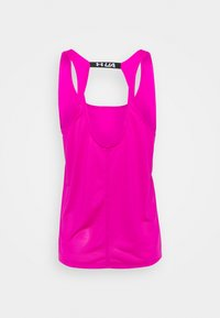 Under Armour - FLY BY TANK - Sports shirt - meteor pink - 1