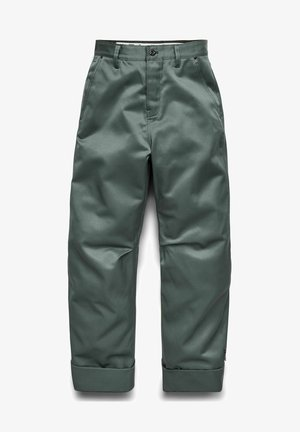 EVE 3D MID WIDE  - Stoffhose - graphite