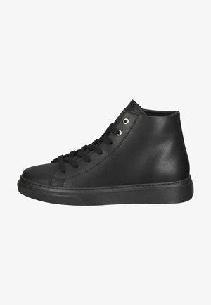 Sneakersy wysokie - black