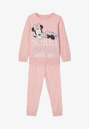 SET - Pyjama - coral blush